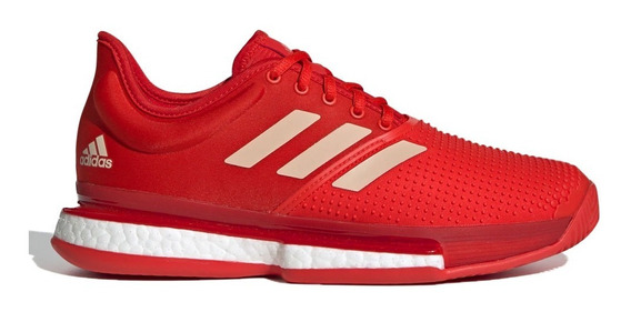 Tenis Atleticos Solecourt Boost Tenis Mujer adidas Ef2074