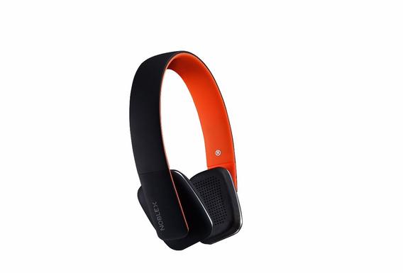 Auriculares Bluetooth Micrófono Noblex Hp2bon