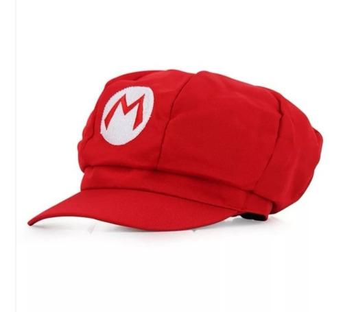 Gorro Mario Y Luigi Bross Tipo Boina