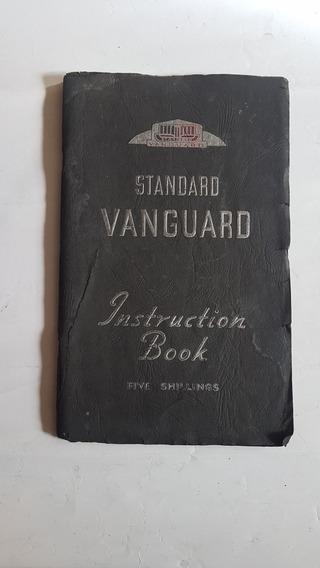 Manual Do Proprietário Standard Vanguard 1948