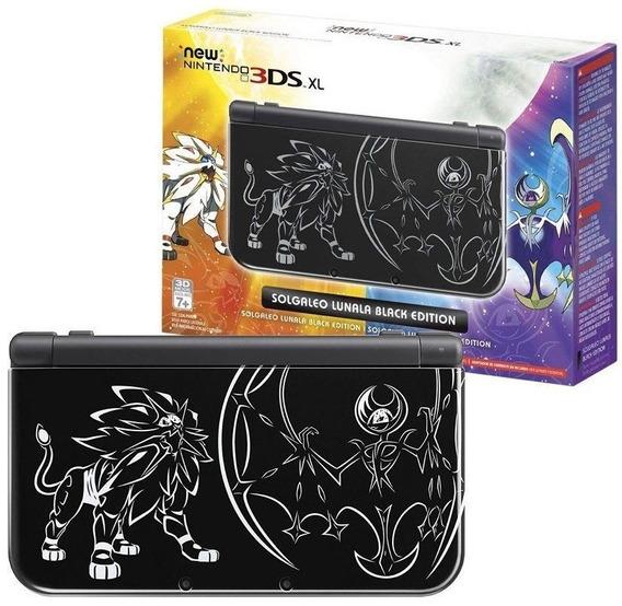 Nintendo New 3ds Xl 64gb + 300 Jogos Nintendo 3ds + Ds + Emuladores