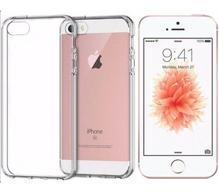 Capa Incolor Tpu Para iPhone 5 5s Silicone