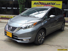 Nissan Note Advance At 1600 Cc