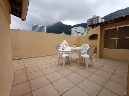 Casa De Rua À Venda, 5 Quartos, 1 Suíte, Botafogo - Rio De Janeiro/rj - 11301