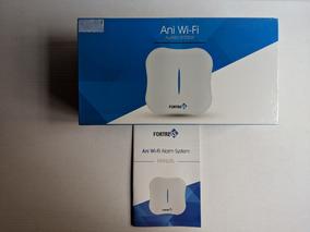 Sistema De Alarme Fortress Ani Wifi - Completo Importado