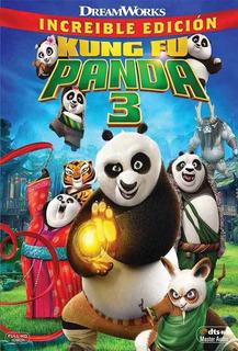 Blu-ray - Kung Fu Panda 3