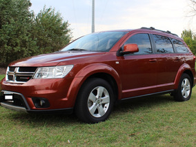 Dodge Journey 2.4 Sxt Atx 3 Filas