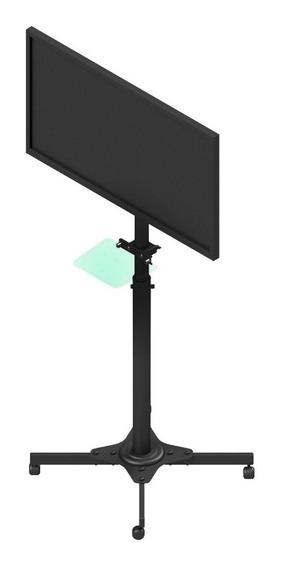 Pedestal Com Bandeja Para Tvs 27 A 55 - Avatron