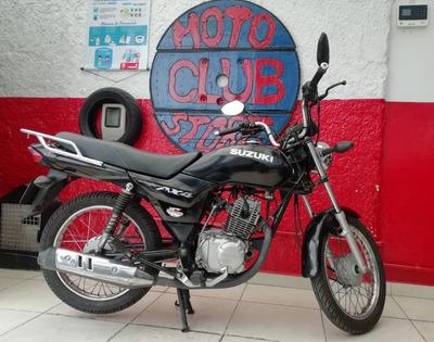 Suzuki Ax 4 112 Modelo 2012