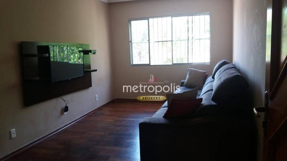 Apartamento Com 2 Dormitórios Para Alugar, 61 M² Por R$ 1.500,00/mês - Cerâmica - São Caetano Do Sul/sp - Ap3458