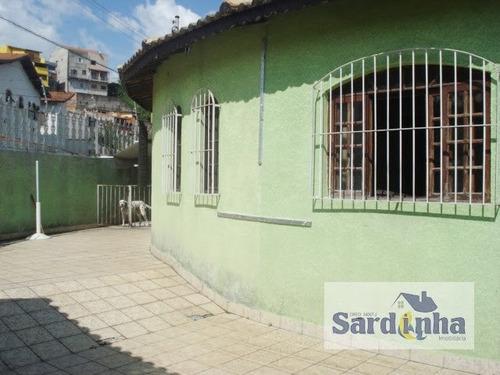 Casa Em Parque Monte Alegre  -  Taboão Da Serra - 1645