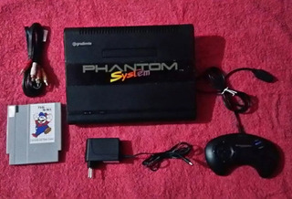 Phanton System Completo Raro Funcionando 100%