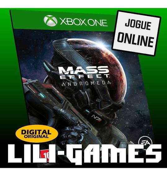 Mass Effect Androme Xbox One Digital Original Online