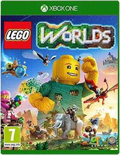 Lego Worlds Xbox One Fisico Sellado Nuevo