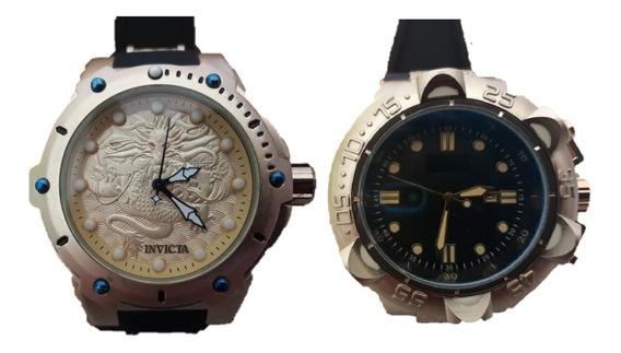 Relógio Dourado - Vários Modelos - Primeira Linha -sem Caixa