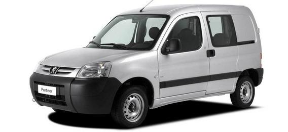 Peugeot Partner Confort 1.6 N 5as