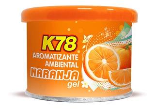Perfume Fragancia En Lata Gel Auto Ambiente K78 X1u - Nolin