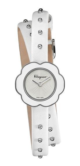 Reloj Salvatore Ferragamo Fiore Original Para Dama