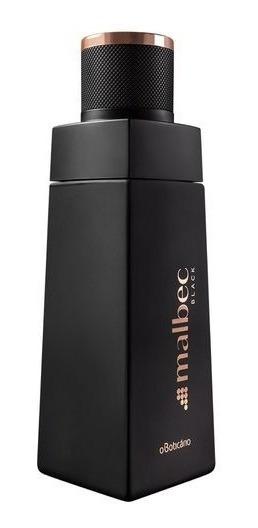 Malbec Black Desodorante Colônia 100ml O Boticário + Brinde