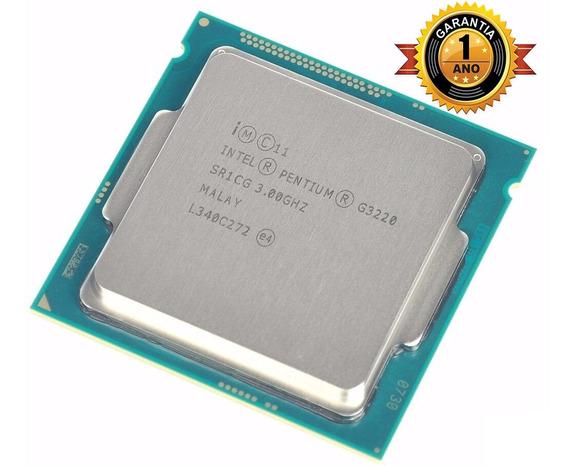 Processador Intel Pentium G3220 3.0 Lga 1150 Garantia 1 Ano!