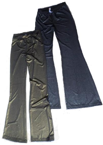 Pack Oxford Seda Fría Metalizada Unicos 2 Talle S Y M