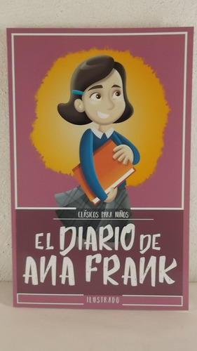 El Diario De Ana Frank Ed Emu Libro Infantil Mercado Libre