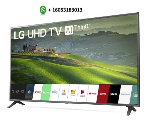 LG 75 Class 4k Uhd 2160p Led Smart Tv With Hdr 75um6970pub