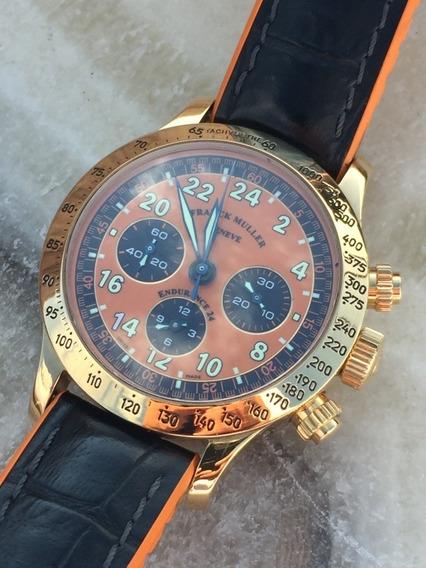 Reloj Franck Muller Endurance 24, Oro 18k, 50 Piezas. Rolex