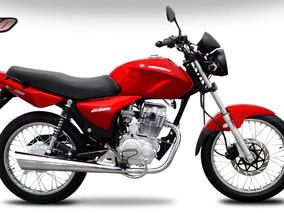 Motocicleta Guerrero Gc 150 Urban