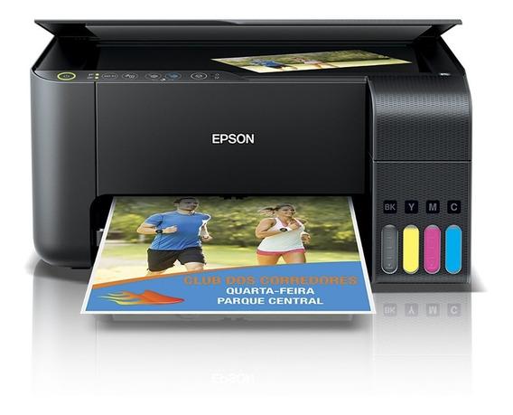 Multifuncional Impressora Epson Tanque Tinta 12x Sem Juros