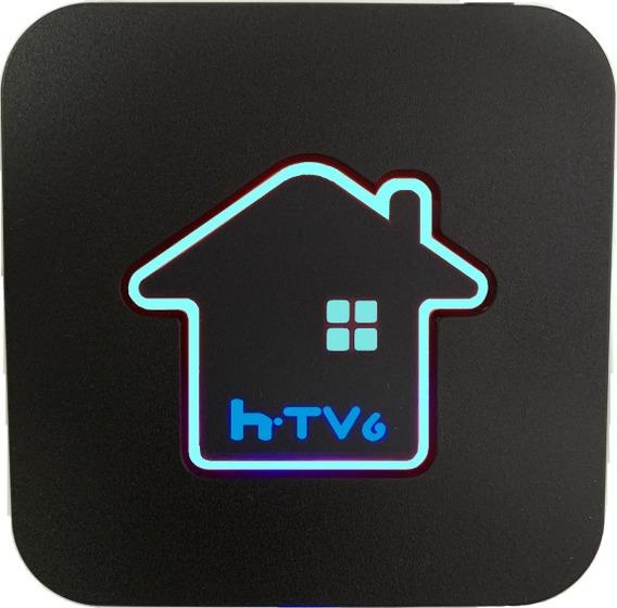 Tv Box 6) 4k _16 Gb_ Envio Imediato Brasil Todo (original)