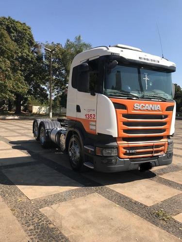 Imagem 1 de 9 de Scania R440