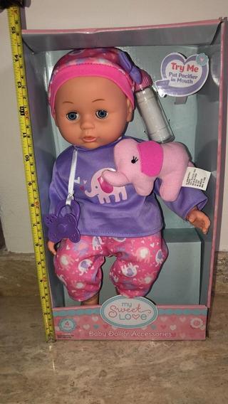 Muñecas Bebes Queridos Para La Consentida Mini Mama De Casa