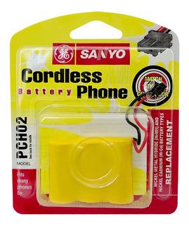 Bateria 3.6v 300 Mah Telefone S/fio Compatível Para Panasonic Sony Ge Sanyo