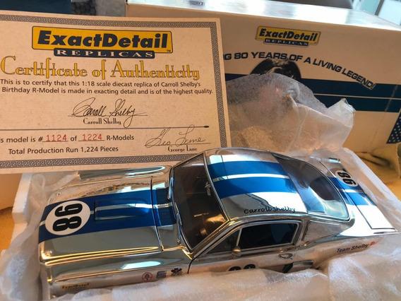 Mustang Shelby Lane / Exact Detail 1/18 ! N Gmp Ertl Autoart