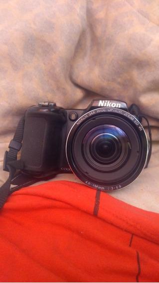 Câmera Semi Profissional Nikon Colpix L830