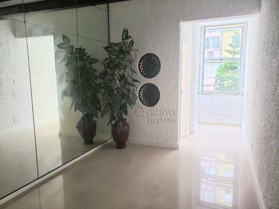 Apartamento Com 2 Dormitórios À Venda, 70 M² Por R$ 820.000,00 - Copacabana - Rio De Janeiro/rj - Ap8188
