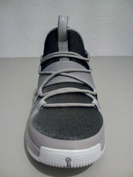 Tênis Nike Air Jordan Cinza Edição Limitada Exclusivo Nº 43