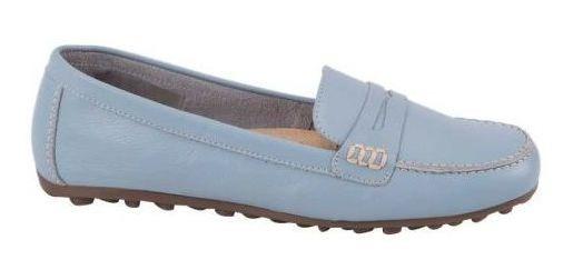 Confort Hispana 7551 Dama Color Azul Ps.