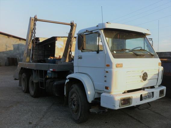 Volkswagen Vw 16170 Bt Truck Poliguindaste Poli