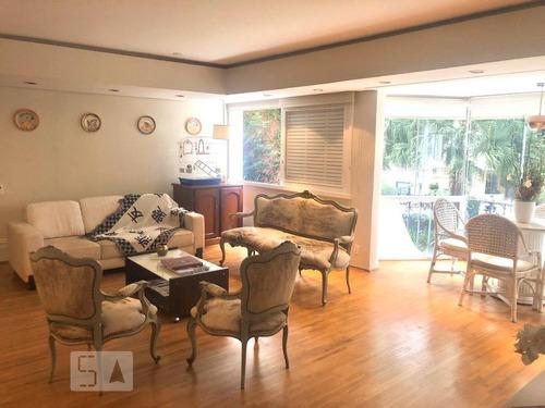 Apartamento À Venda - Jardim Paulista, 4 Quartos,  202 - S893112596