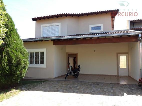 Casa Com 3 Dormitórios À Venda, 230 M² Por R$ 750.000,00 - Condomínio Jardins Do Sul - Bauru/sp - Ca2411