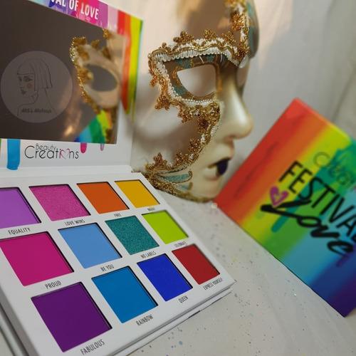 Imagen 1 de 4 de Festival Of Love By Beauty Creations