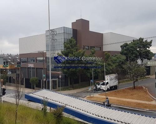 Imagem 1 de 15 de Galpão Novo Em Cumbica - Terreno 4600m² Área Construída 3500 - Galpão Para Aluguel No Bairro Cidade Industrial Satélite De São Paulo - Guarulhos, Sp - Sc01087