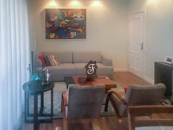 Apartamento À Venda, 108 M² - Parque Prado - Campinas/sp - Ap1503