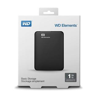 Disco Externo Wd Western Digital Elements 1tb