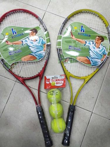 Raqueta Para Jugar Tenis De Campo