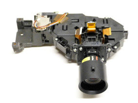 Bloco Optico + Prisma Lcds Para Projetor Epson S10+ H369a -