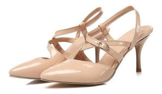 Sapato Feminino Kaizi Karzi 00590 Importado Frete Grátis