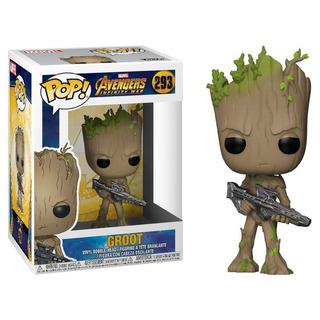 Groot   Avengers Infinity War   Funko Pop   Original